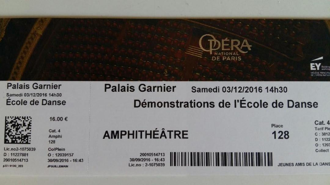 Portes ouvertes de l'Opéra