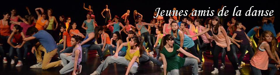 Jeunes amis de la danse